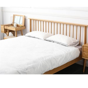 Simple Windsor Bed Solid Wood Bedroom Bed Princess Bed#0114