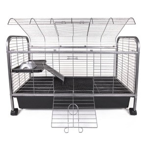 Well-designed Iron Pet Bed - Living Room Series Rabbit Cage 0246 – Amazons Furniture