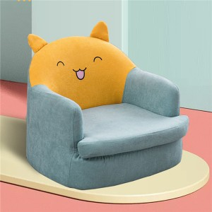 Baby sofa seat single cute small sofa children cartoon mini sofa baby learn to sit on sofa 0401