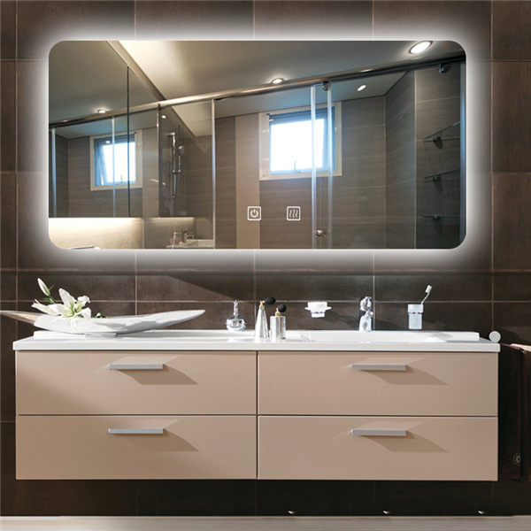 Smart hotel LED bathroom mirror 0660