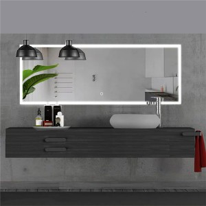 Smart bathroom mirror LED light mirror 0661