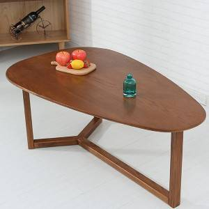 Living Room Solid Wood Mango Coffee Table# Tea Table 0010