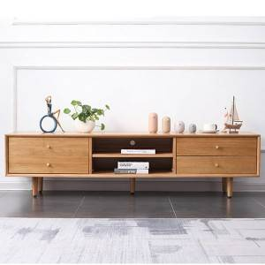 Solid Wood Living Room Furniture  TV  stand# 0014