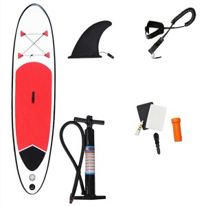 High quality thickened surfboard brushed material SUP paddle board 0371