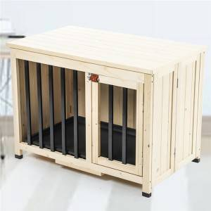 Bohn Hut Shaped Wooden Pet Dog House