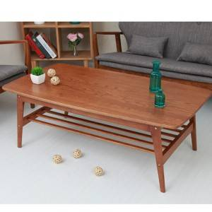 Good Quality Cabinets - Simple White Oak Double-Layer All-Match Coffee Table#Tea Table 0013 – Amazons Furniture
