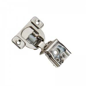 Top Quality Full Wrap Self Closing Cabinet Hinges - US3D1S American type 3D adjustment normal hinge – Yangli
