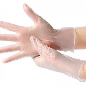 Pvc Cleaning Gloves