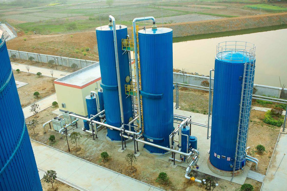 Fast delivery Drinking Water Storage Tank - High Performance Biogas Purification System , Biogas Purification Equipment – YHR