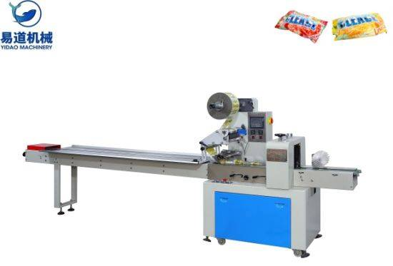 Autaomtic Horizental Flow Packing / Packaging Machine