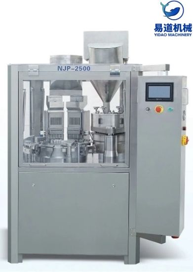 Hot New Products Premade pouch filling machine - Njp-2500 Njp Series Automatic Hard Capsule Filling Machine – Yidao