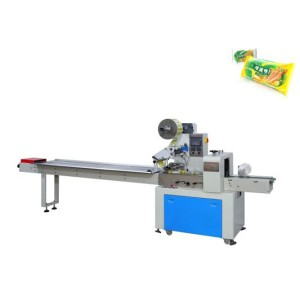 Automatic Flow Food Packing Machine