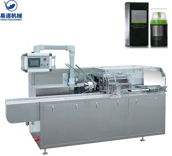 High Quality Hardware Cartoning Machine - Automatic Cling Film Preservative Film Carton Packing Machine – Yidao