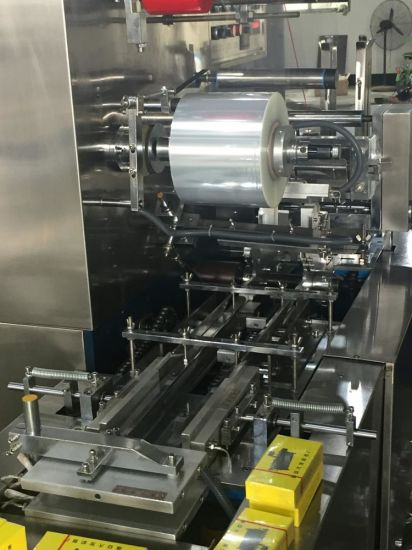 Bt-260 Automatic Cellophane Overwrapping Machine