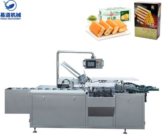 2019 New Style Multi Pack Biscuit Packing Machine - Tyz-130 Type Paper Box Packing Machine – Yidao