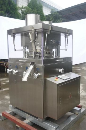 Top Quality Food Thali Packing Machine - Automatic Rotary Salt Tablet Press Machine – Yidao