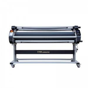 1700D1 Hot laminating machine