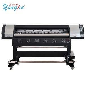 Factory supplied Uv Large Format Printer – YH1800W Large format pritner – YINGHE