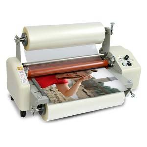 Small laminating machine