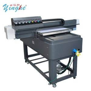 YH6090 UV flatbed printer