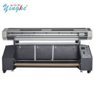 Flag printing machine