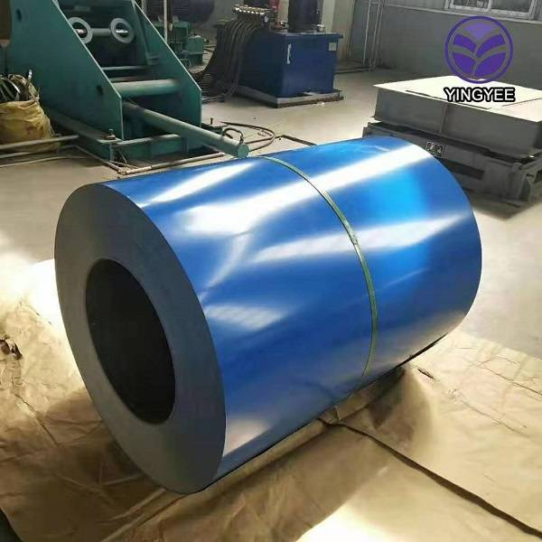Prepainted Galvanized Steel Coils & Steel Sheets Featured Image