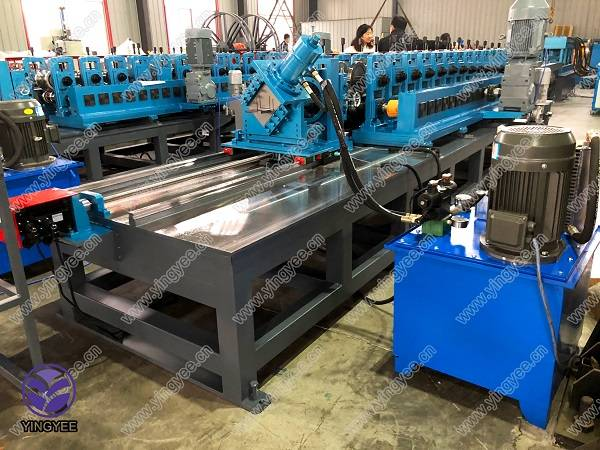Automatic Adjusting width light keel forming machine Featured Image