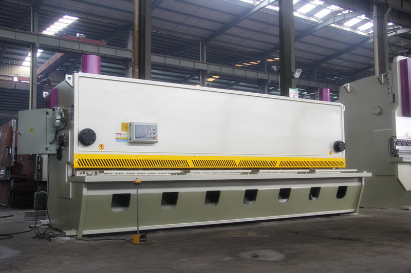 Newly Arrival Gutter Cold Roll Forming Machine - Color sheel sheet Shearing Machine – Yingyee
