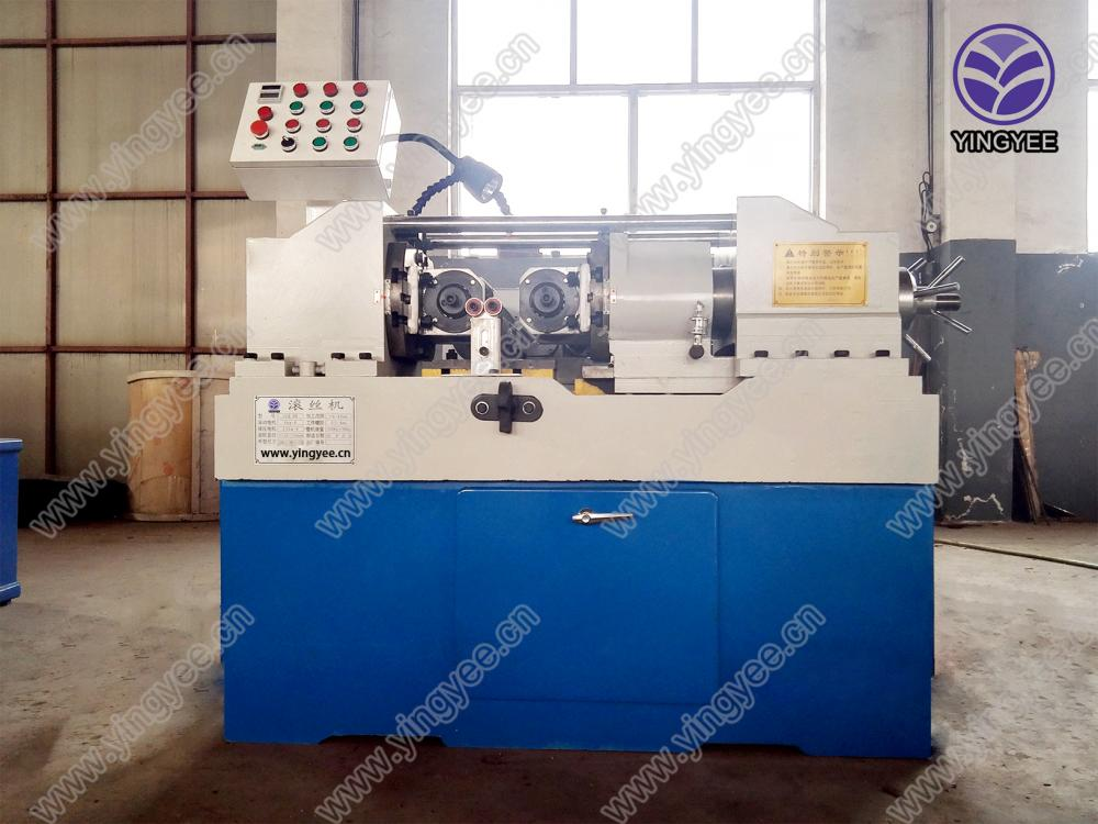 Factory For Automatic Tube Mill - Rebar thread rolling machine Z28-80 hydraulic machine – Yingyee
