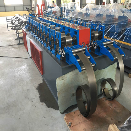 Manufacturer for Roof Tile Rolling Machine - Suspended Ceiling T Grid Forming Machine – Yingyee