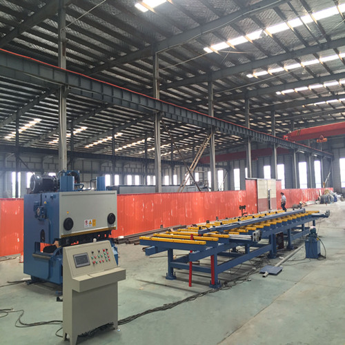 Discount wholesale Cz Purlin Roll Forming Machine - Factory price hydraulic plate guillotine shearing machine – Yingyee