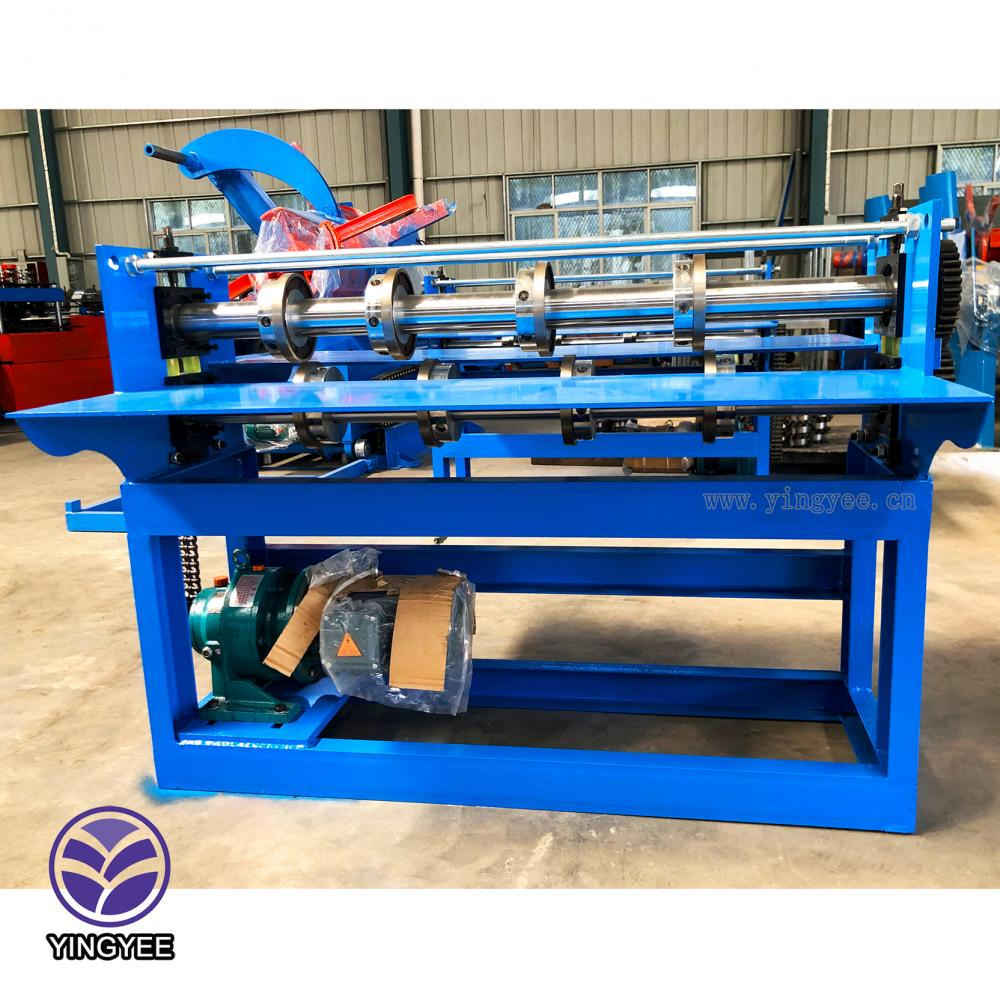 Low MOQ for Roofing Sheet Making Machine - Simple sleet plate slitting roll forming machine – Yingyee