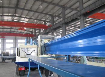 Low price for Door Frame Roll Forming Machine - K STEEL TYPE SPAN STEEL ROOFING MACHINE – Yingyee