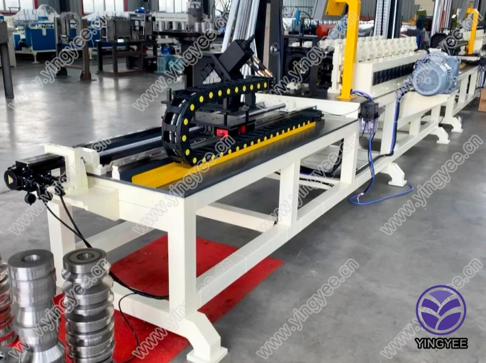 OEM/ODM Supplier Hydraulic Bending Machine - gypsum board light keel roll forming machine – Yingyee