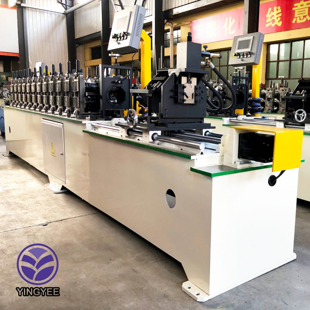 Keel Roll Forming Machine