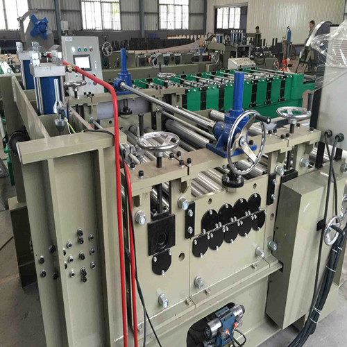 Manufacturer of Purlin Forming Machine - Steel Straighten  Cut to Length machine – Yingyee
