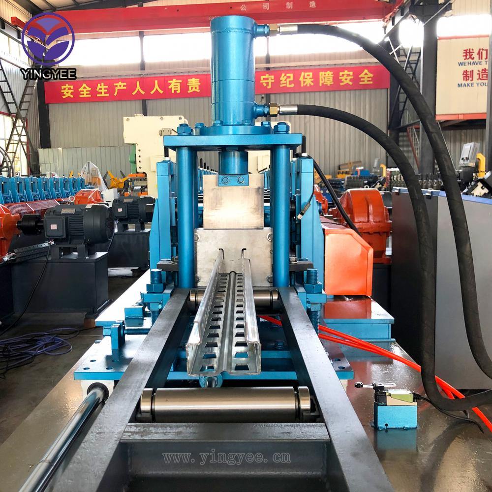 Reliable Supplier China Shelf Storage Rack Roll Forming Machine