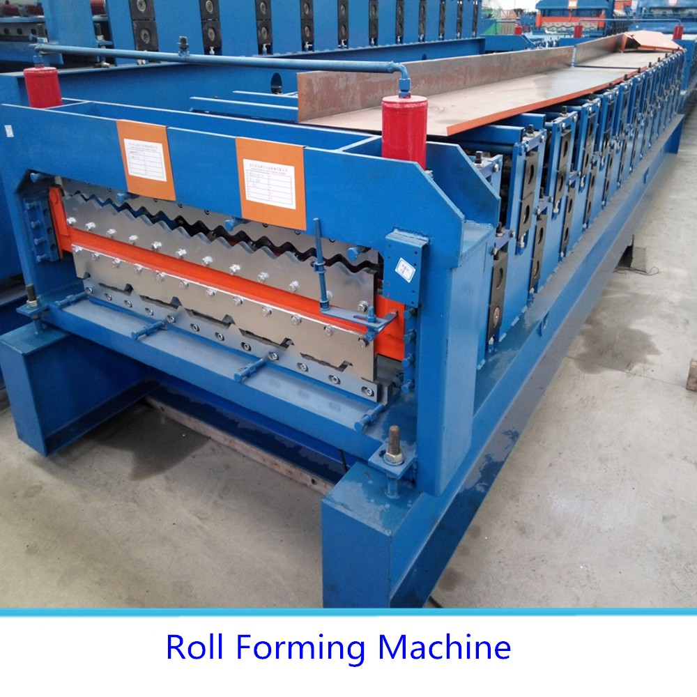 Sheet Metal Forming Machine