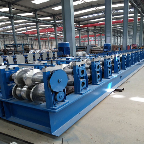 PriceList for Storage Rack Roll Forming Machine - Highway Guardrail Making Machine – Yingyee