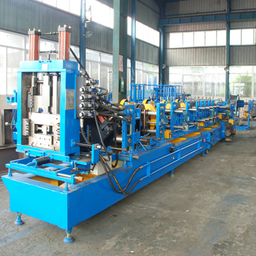 Best quality U Channel Roll Forming Machine - Automatic CZ Purlin Roll Forming Machine – Yingyee