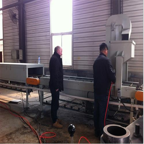 Factory wholesale Round/Square Steel Pipes Forming Machine - Villa used durable color roofing tile making machine – Yingyee