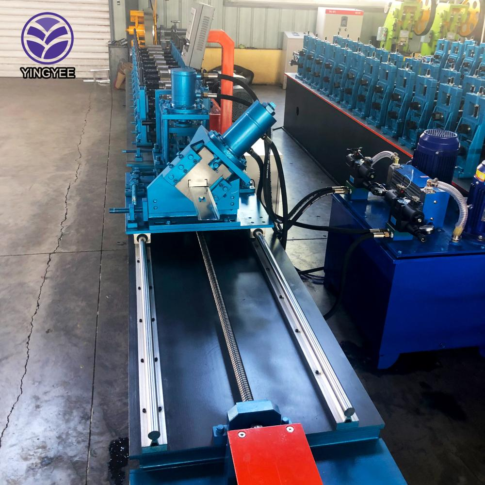OEM/ODM Manufacturer Hydraulic Sheet Bending Machine - Light steel roll forming machine – Yingyee