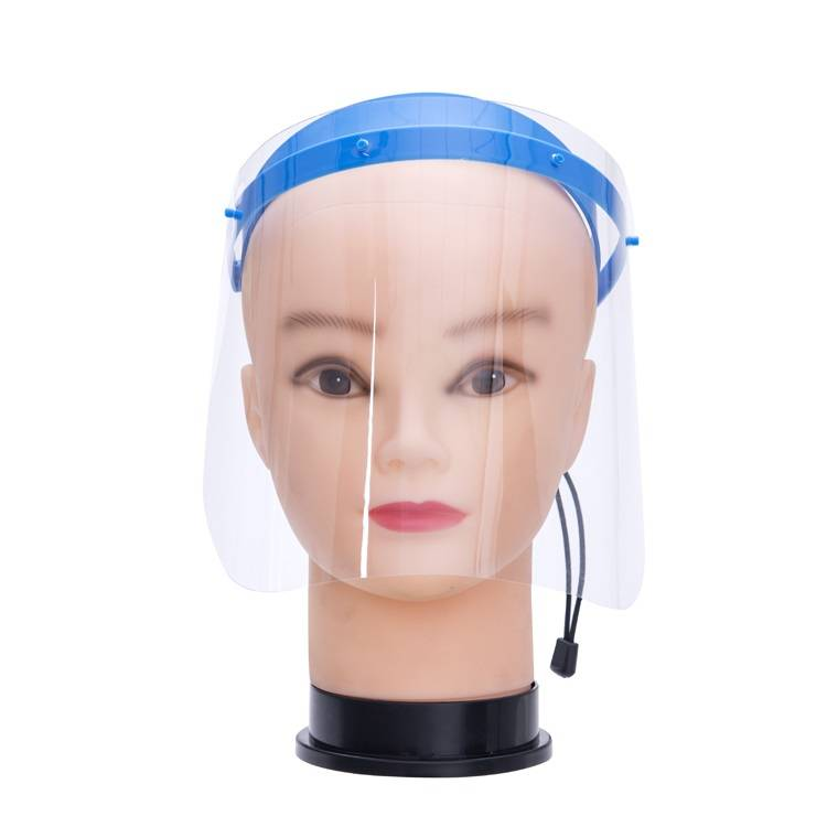 Latex Surgical GlovesAgent In Yiwu - Protective Face Shield Medical Hospital Dental Doctor Safety Face Mask – YINO
