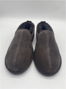 Men Sheepskin Footwear
