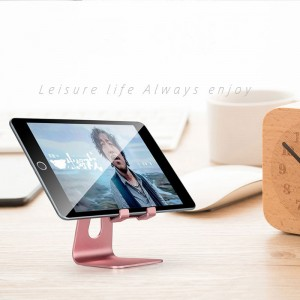 Aluminum cell phone, notebook stand-Z4