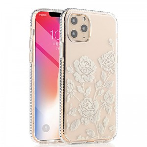 Free sample for Matching Phone Cases - iPhone 11 Pro has a single bottom IMD with three anti-shells – NUEVASA