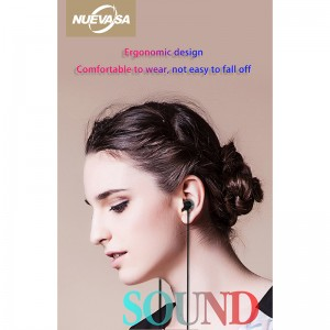 Wholesale Price gaming headset - New music enjoy life headset headset – NUEVASA