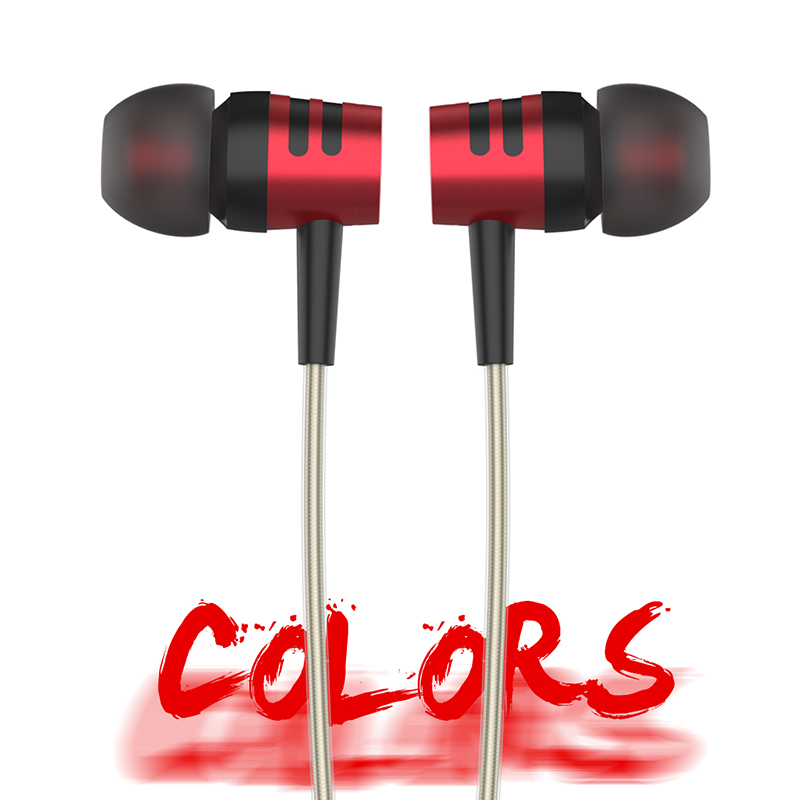 Factory wholesale razer headset in ear - New music enjoy life headset headset-E500 – NUEVASA