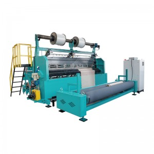 China Gold Supplier for Reo Mesh Machine - FB Fiber-web Stitch-bonding Machine – Yixun