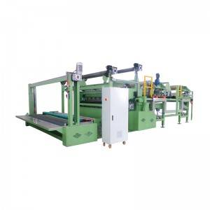 100% Original Thin Fiberglass Cloth - FCD Double Chopped Stitch Bonding Machine – Yixun